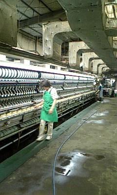 碓氷の製糸工場