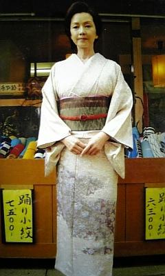 多岐川裕美さん