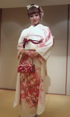 AMOYAMOのAMO<br />  ちゃんの成人式