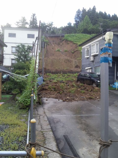 十日町豪雨災害②