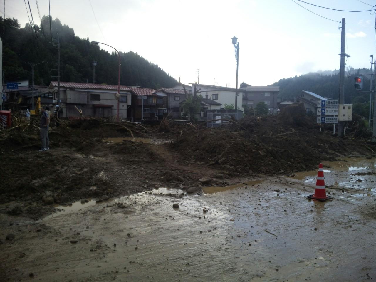 十日町豪雨災害③
