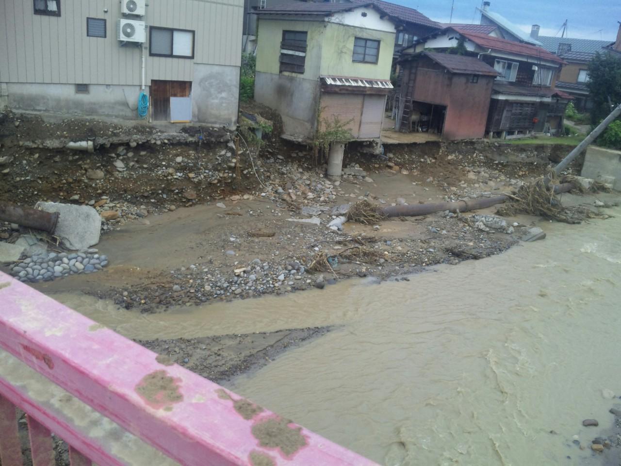 十日町豪雨災害⑧