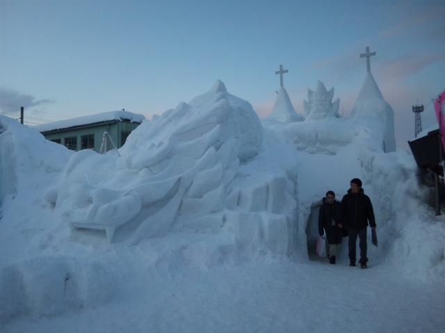第63回十日町雪まつり