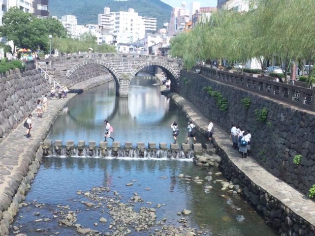 長崎(亀山社中&風頭公園のあと)