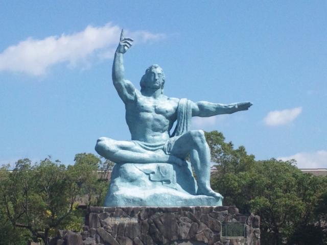 長崎(平和記念公園界隈)