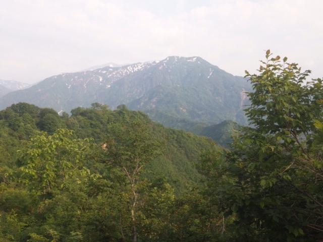 2005年坂戸山初登頂
