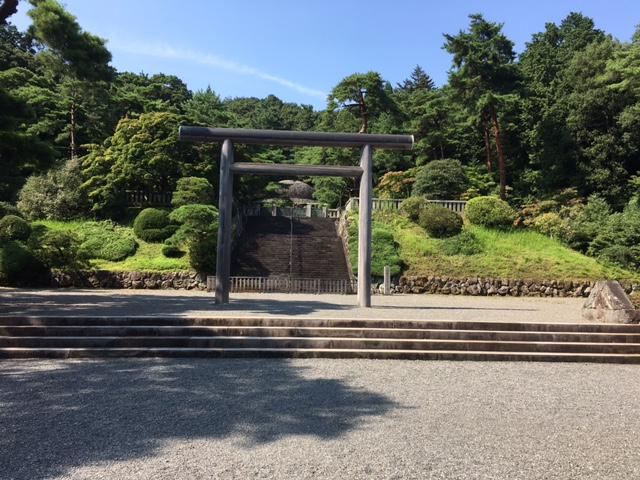 多摩陵・武蔵野陵