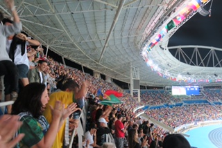 リオ五輪、開幕!