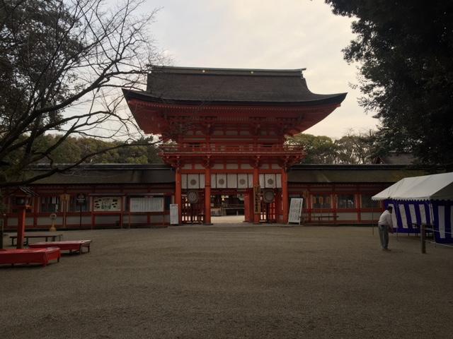京都市内の神社