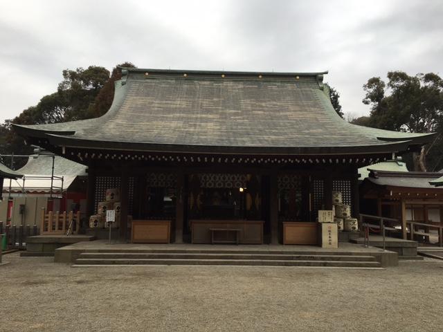 初詣@氷川神社