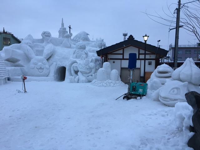 第68回十日町雪まつり 2<br />  日目