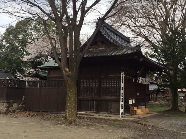 須坂・臥龍公園と小布施・皇大神社