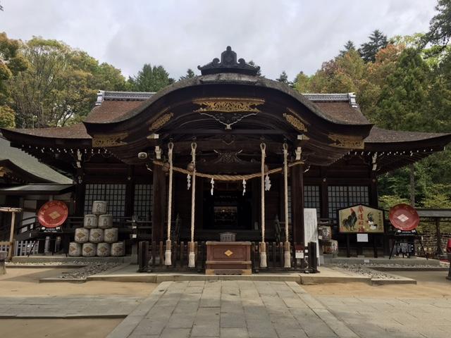 久しぶりの武田神社