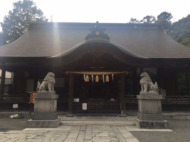 甲斐国一宮・浅間神社