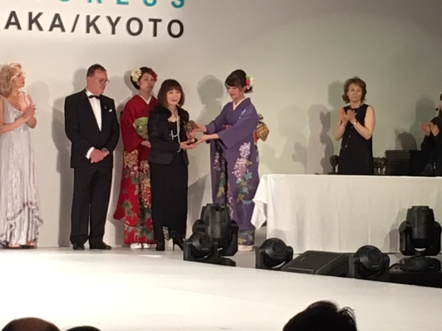 INTERCOIFFURE22ndWORLDcongress_OSAKA/KYOTO②