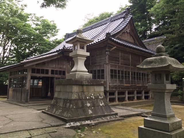 参拝@岩船神社