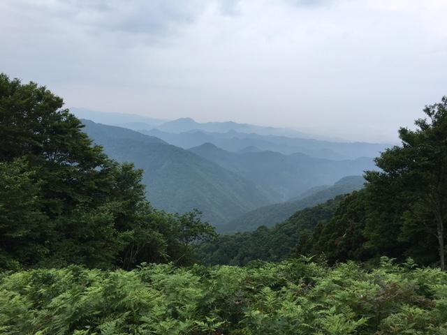日本国登山②