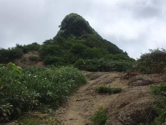 八海山登山