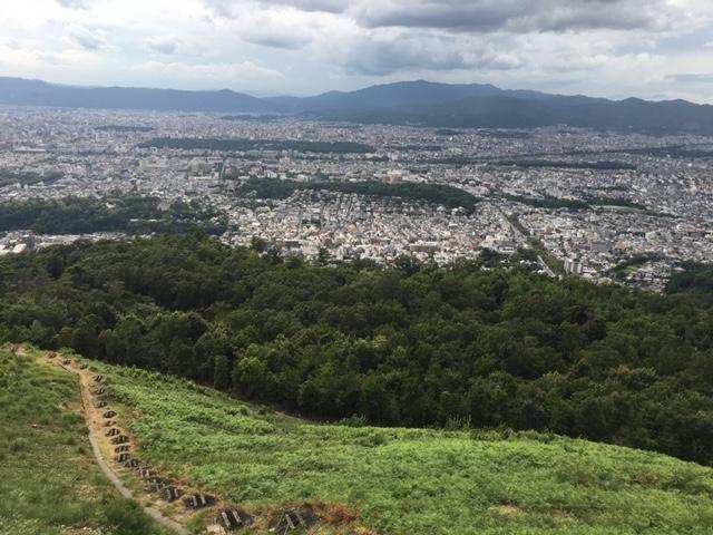 大文字山登山①