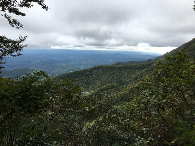 刈羽黒姫山、初登頂。