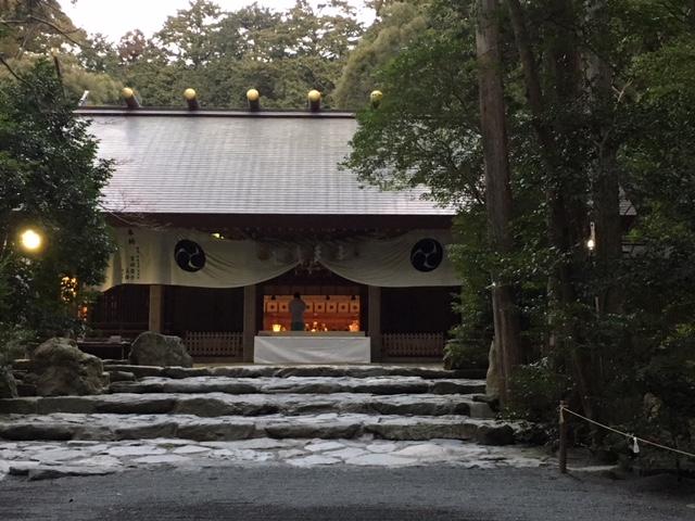 参拝@椿大神社