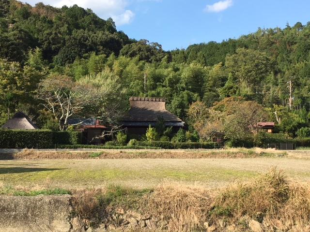 「平野屋」&化野念仏寺界隈