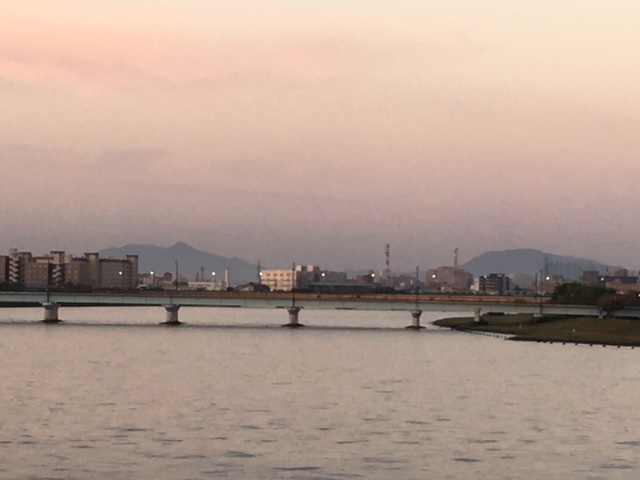 参拝@白山神社と新潟市内を早朝散歩