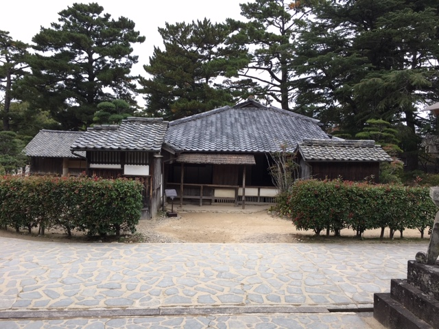 松陰神社と松下村塾