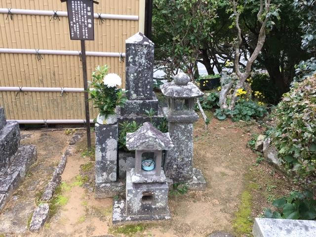 吉田松陰先生生誕の地と墓地参拝