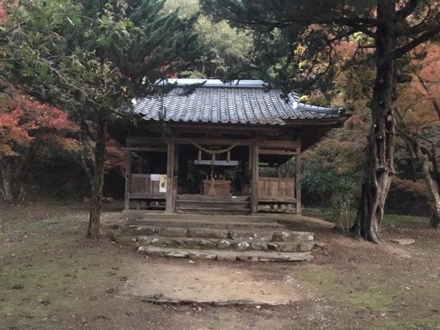 木戸神社と井上公園